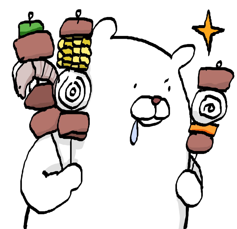 バーベキューでおすすめの食材は?変わり種メニュー、野菜の下準備法をご紹介!