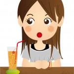 オレンジを朝摂るとシミ予防になる?コーヒーもそうなの?他にはどんな食べ物があるの?