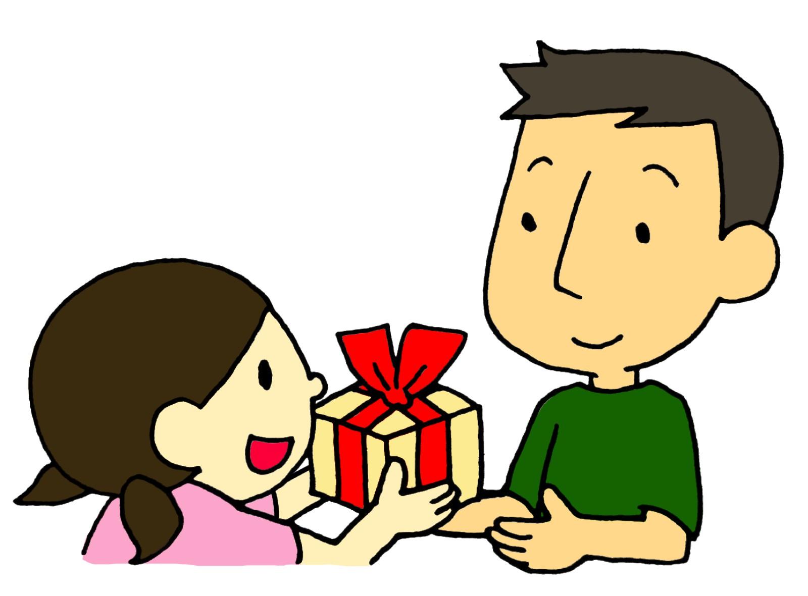 父の日のお金のかからないプレゼントは?貰って嬉しいもの、100均でできるプレゼントは?