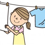 洗濯物を部屋干しした時の臭い対策は?短時間で乾かす裏ワザ、梅雨の対策は?