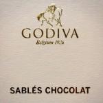 GODIVAの期間限定サブレショコラを食べてみた感想♪気になるお値段と賞味期限は?