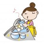 シンクの水垢の簡単な落とし方!汚れを落とすのに最適な物は?水垢汚れ防止できる?