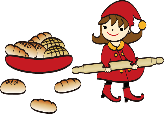 バレンタインに甘いのが苦手な彼へのプレゼントは?パンをハートにする作り方?ハムパンで想いを伝えよう!
