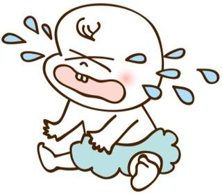 赤ちゃんの夜泣き8カ月で普通?原因は?効果的な対策はコレ!