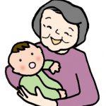 敬老の日のプレゼントで赤ちゃんから何あげる?両親の本音は?注意する点は?