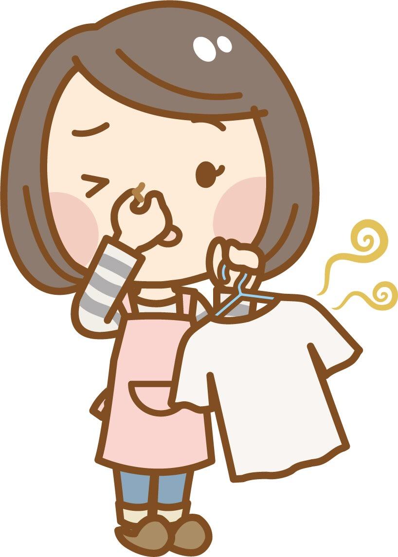 汗臭い服の対策は?臭いを消す柔軟剤?ハミングファインはリニューアルして効果ある?